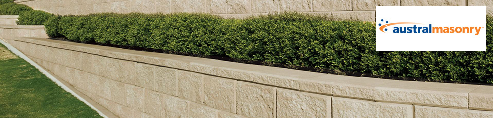 garden edging blocks edging ideas australheader masonry blocks warner garden centre