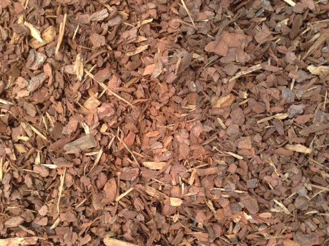 Mulch bark landscape garden supplies brisbane